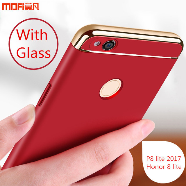 coque huawei p8 lite 2017 red