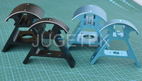 3D printer parts Metal Corner 2020 for Kossel aluminium alloy corner fittings(blue or black or gold all you can choice)
