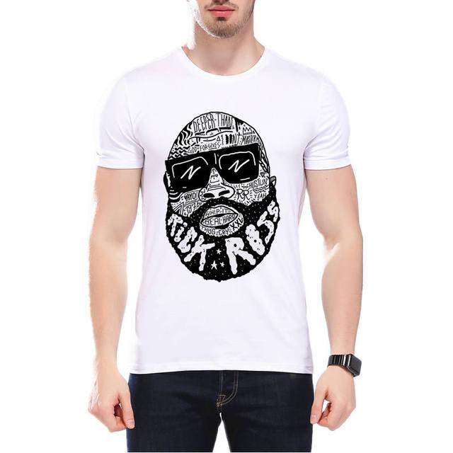 Hot Sale Brand Clothing Tupac 2PAC Justin Bieber Bob Morley Design Men T Shirt Rap Hiphop summer Fashion Tee T-Shirts L9J82