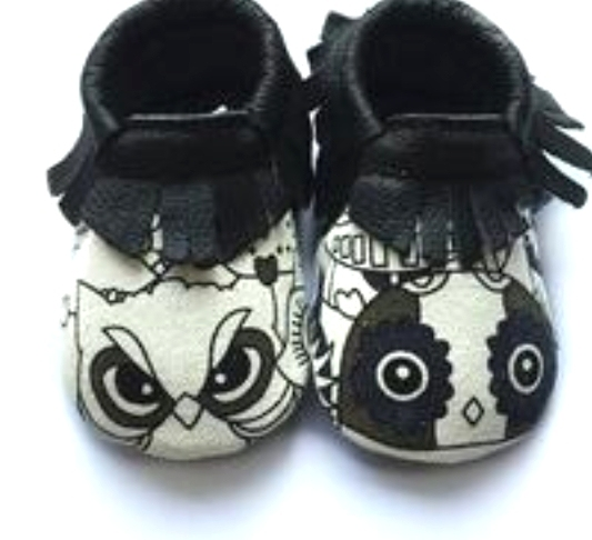 2016 Новый Натуральная Кожа Детские Мокасины Обувь Новорожденных Девочек Мальчиков Обувь Новорожденных Fringe Впервые Ходунки малышей Bebe Обувь