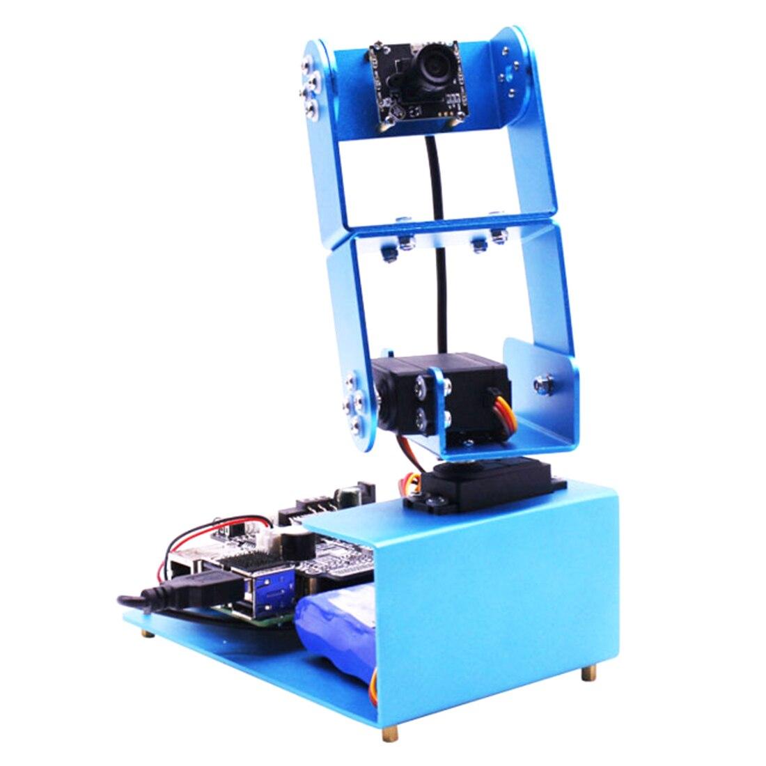 Modiker High Tech Toys AI Camera Gimbal Computer Vision Robot OpenCV Face Detector Kit With Raspberry 4B (1G/2G/4G)