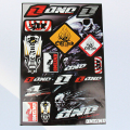 New Style Decals Stickers For Pit Bike Dirt Bike Motorcycle Motocross  ATV Scooter CRF YZF KXF KTM RMZ