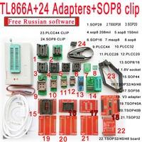 TL866A Programmer High Speed USB Universal TL866 AVR PIC Bios 51 MCU Flash EPROM Programmer 21