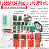 TL866A Programmer High Speed USB Universal TL866 AVR PIC Bios 51 MCU Flash EPROM Programmer 21