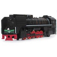 Vintage Train Toy with Carriage for Locomotive of Steam Locomotive