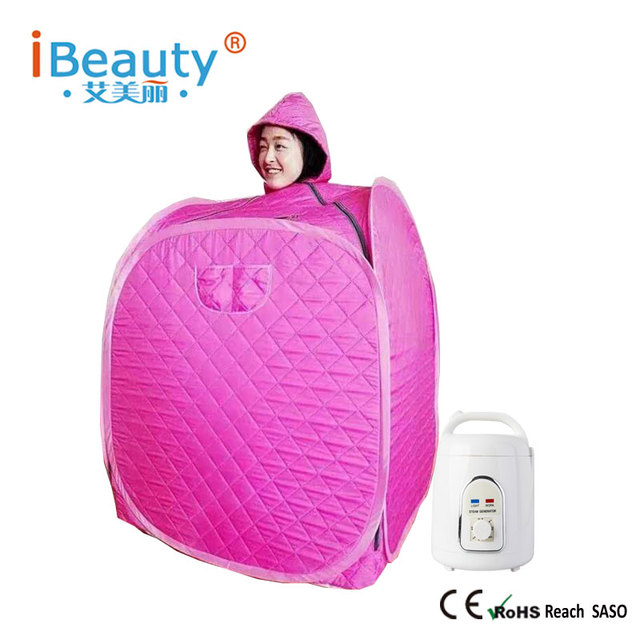 Sauna steam box Portable Steam Sauna room Tent Steamer Family weight loss Calories Burned with sauna  sc 1 st  AliExpress.com & Sauna steam box Portable Steam Sauna room Tent Steamer Family ...