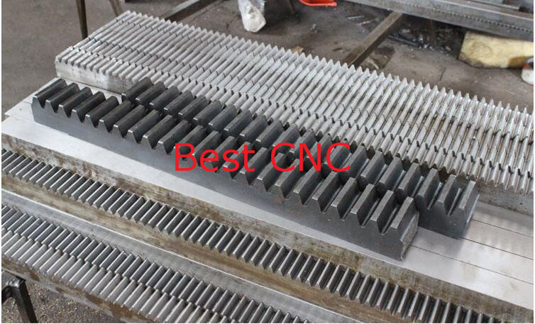 Free Shipping 5pcs 1Mod 10x10x1000mm spur Gear rack right teeth Gear rack Precision cnc rack (straight teeth) Toothed rack cnc rack gear mod 2 5 right teeth 25x28 x1000mm spur gear precision machinery industry 45 steel toothed frequency hardening