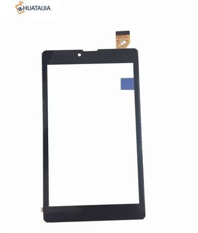 new touch screen digitizer touch panel glass sensor for 7 TurboPad 724 Tablet Free Shipping touch glass touch screen panel new tp3196 s4