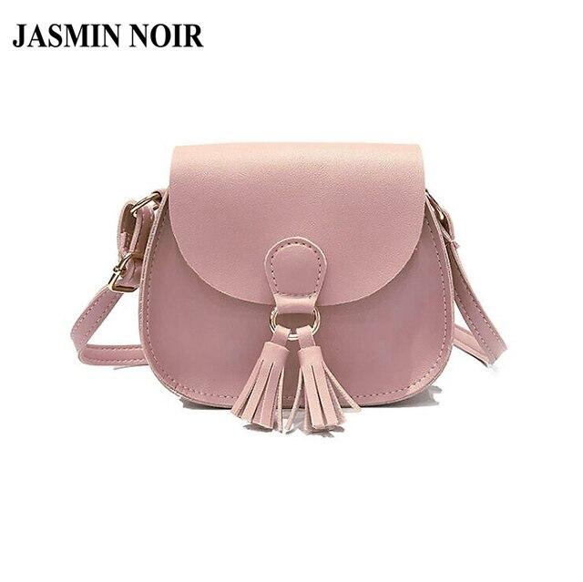 New Children Messenger Bag Korean Retro Tassels Princess Mini Cute  Crossbody Bag for Children Girls Kids Women Shoulder Bag