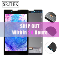 Srjtek Wholesale For Lenovo Tab 2 A7 30HC A7 30 LCD Display Touch Screen Digitizer Sensors