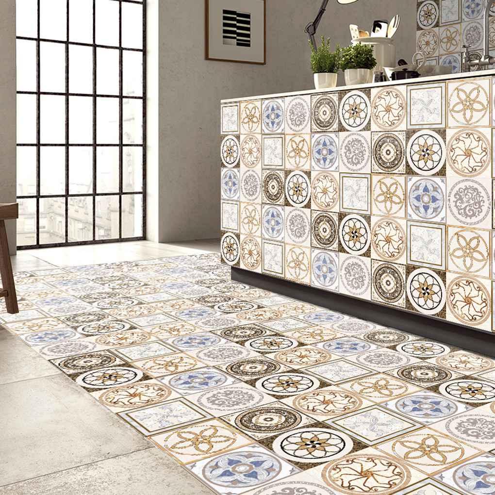 5M Ceramic Tile 3D Printing Film PVC Floor Contact Paper Covering ...