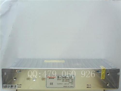 [ZOB] Heng Wei switching power supply S-145-12 12V12A --3PCS/LOT [zob] heng wei switching power supply t 50d 3pcs lot