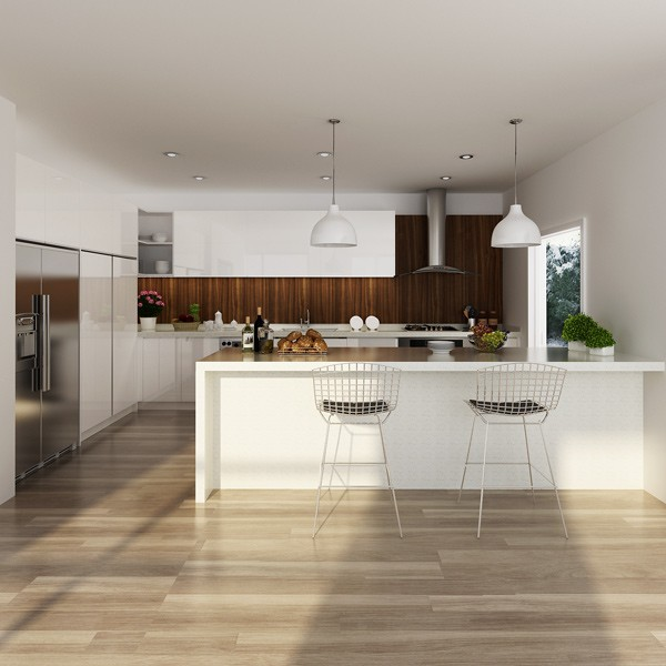 Australia Project Household Individual Lacquer RTA Kitchen