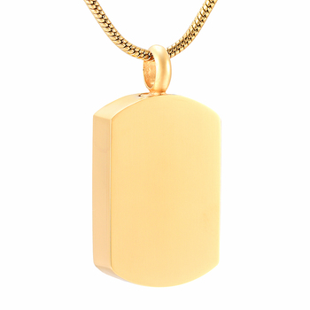 Selling Well All Over The World Cremation Jewelry Free Engravable Memorial Ash Keepsake Pendant Holder For Ashes Accessroies