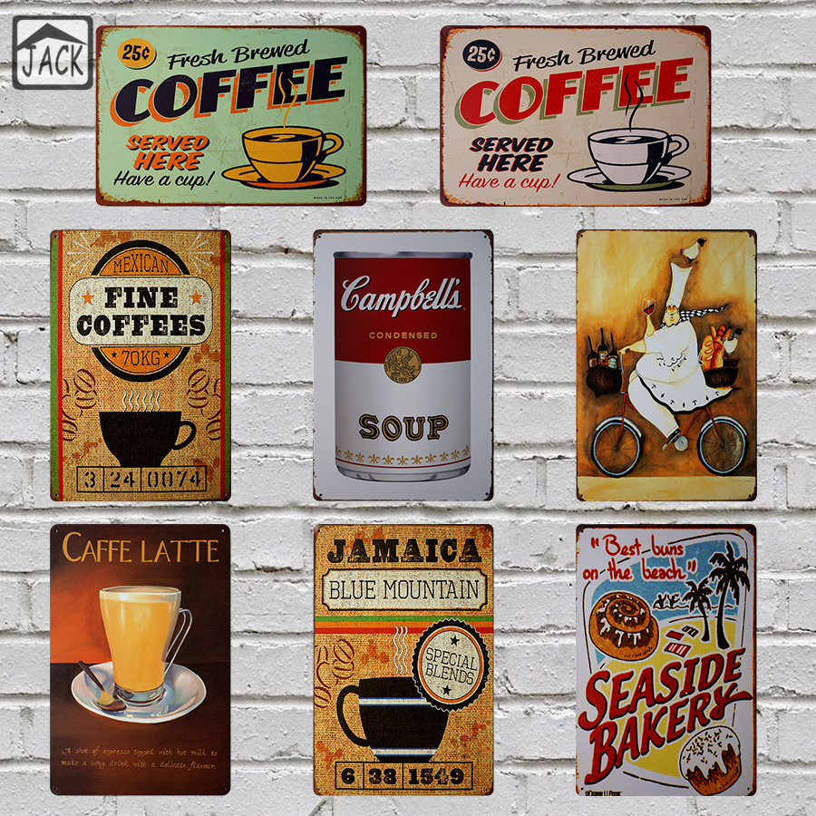 Cafe Latte Kitchen Decor Online Get Cheap Coffee Signs Kitchen Aliexpresscom Alibaba Group