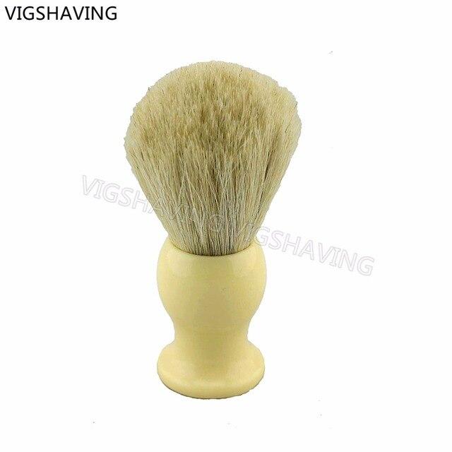 Hot selling Begie resin handle Horse hair  men shaving brush