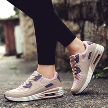Women's Running Shoes Breathable Air Cus