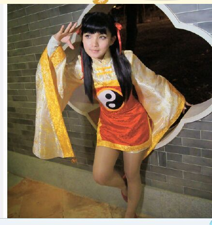 Card captor Sakura RI MEIRIN Benutzerdefinierte Größe Chinesischen Stil Alte Uniformen Cosplay Kostüm freies Verschiffen