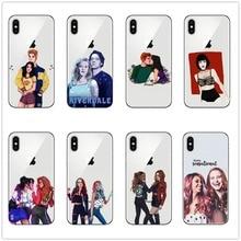 Riverdale TV Jughead Jones Woz fashion phone case cover for apple iPhone 6 6S 7 8