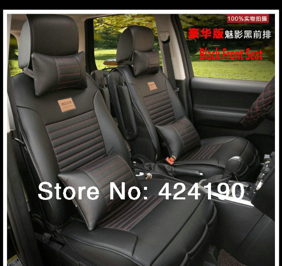 2014 high quality front and bench seat soft leather car seat cover leather set for 5 seat cover. Black Bedroom Furniture Sets. Home Design Ideas