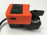 TFV4 306, 6Nm Proprotion Valve Actuator, AC/DC24V step motor valve 0 10V or 4 20mA modulating for flow regulation or on/off