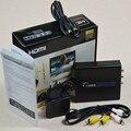 HDMI para Composite 3RCA AV S-Video R/L Conversor de Áudio Vdieo Suporte Adaptador 720 P/1080 P com RCA/S-vídeo