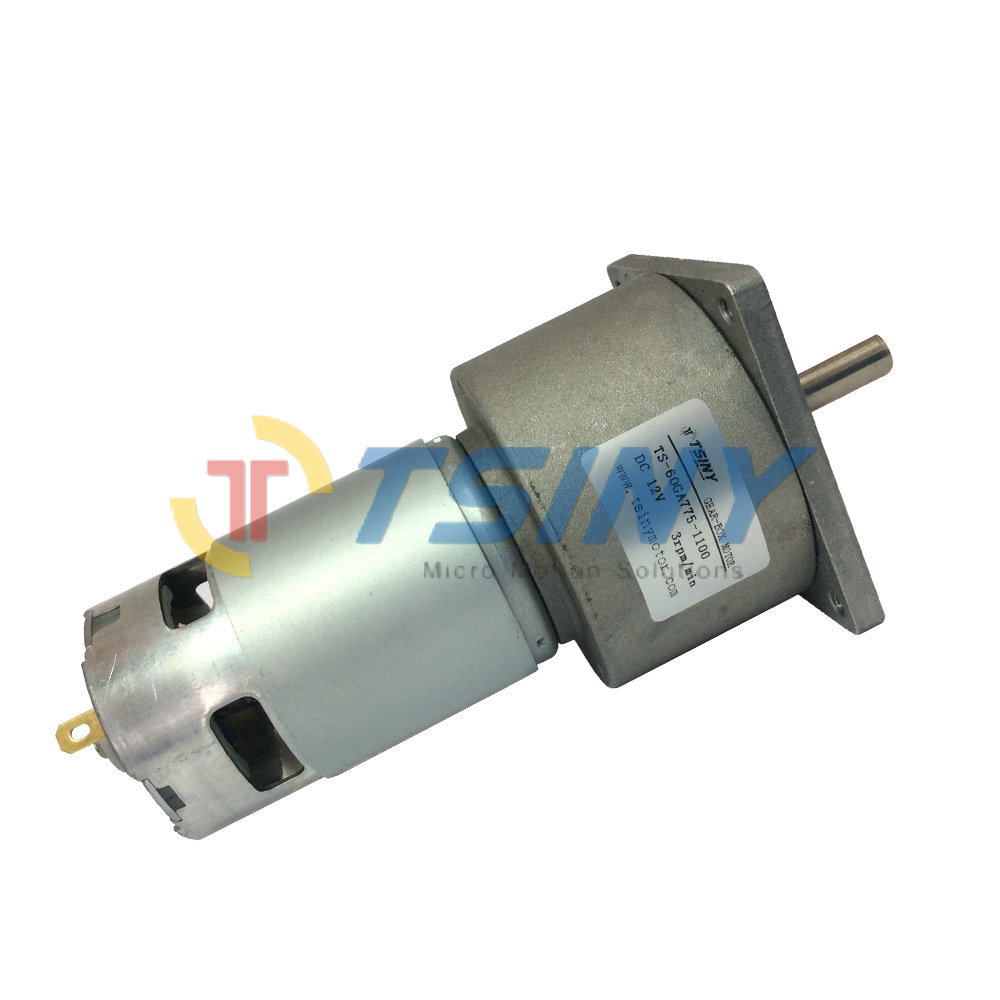 Buy dc 12v 3rpm low speed metal for High torque high speed dc motor