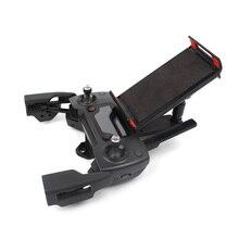 Remote Controller Staffa di Montaggio di Clip di Telefono Tablet Supporto Supporto per Spark / Mavic / Mavic Aria Drone Trasmettitore Accessorio