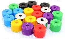20 UNIDS Aplicable al nuevo jetta baolai disparan equipo magotan golf neumáticos tapa protectora de color rueda tornillo tuerca