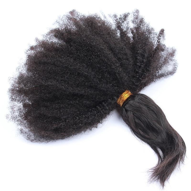 Braid In Human Braiding Hair Weave Bundles Brazilian