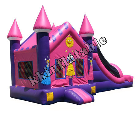 Inflatable font b Bouncer b font Kids Castle Inflatable Toys