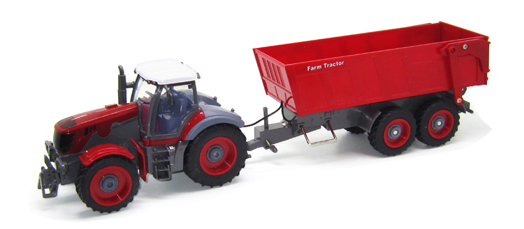 Toy Tractor Trailer Trucks : Aliexpress buy rc truck multifunctional trailer