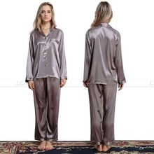 Satin Pajamas Set Pajama