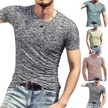 Fashion Summer Men T Shirts Sportswear T