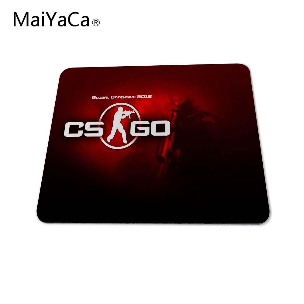 MaiYaCa Հարթ մկնիկի պահոց CS Go Customized Unique - Համակարգչային արտաքին սարքեր - Լուսանկար 4