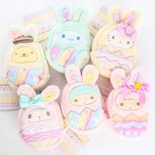 4Inch Original 6 Style Melody Plush Toys Cute Cartoon Hello Kitty Coin Purses For Girls Christmas