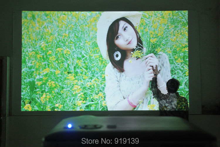 New HD Projector testing pic 7