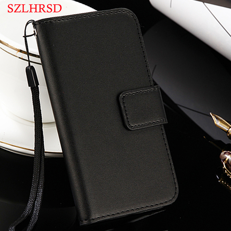 SZLHRSD Hot Sale! for Elephone A4 Pro Case New Arrival Fashion Flip PU Leather Protective Cover Case for Elephone A4