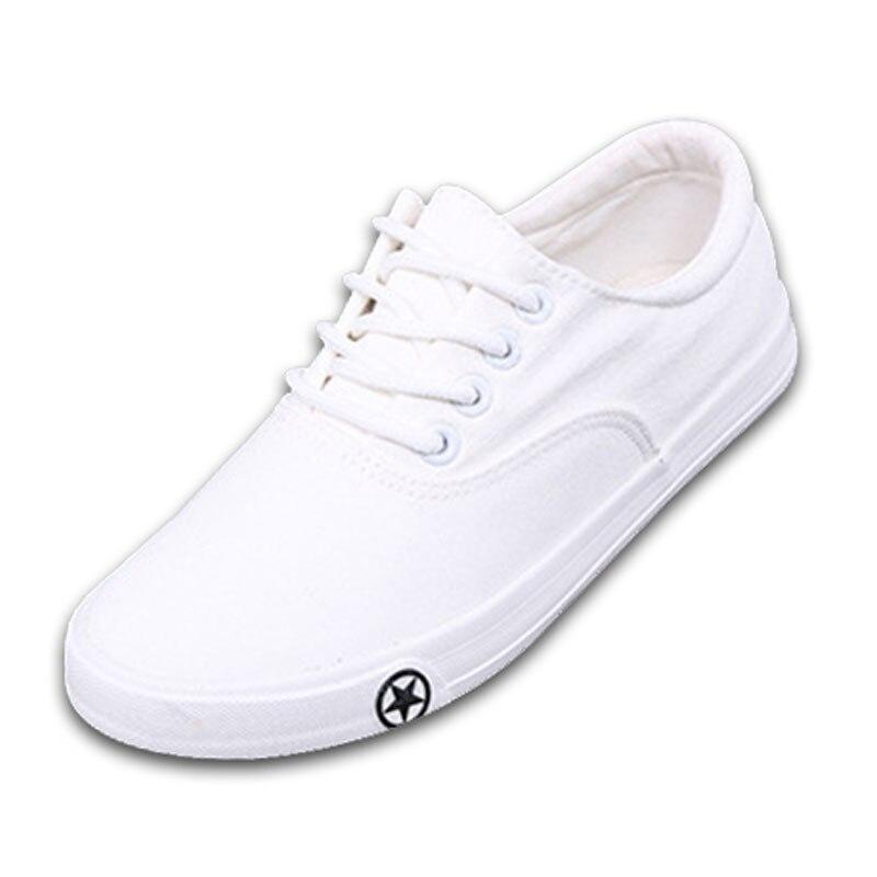 Las mujeres los zapatos de lona de las mujeres zapatos de moda los zapatos plano