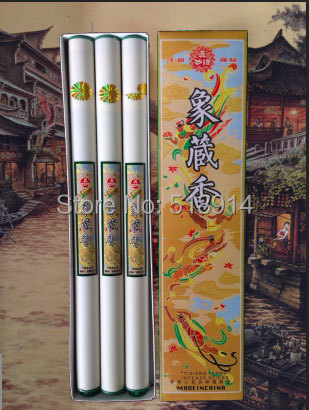 Chinese Incense Stick Tisiang Tsang incense sticks Home Scent  28cm long 300 sticks per pack Free Shipping