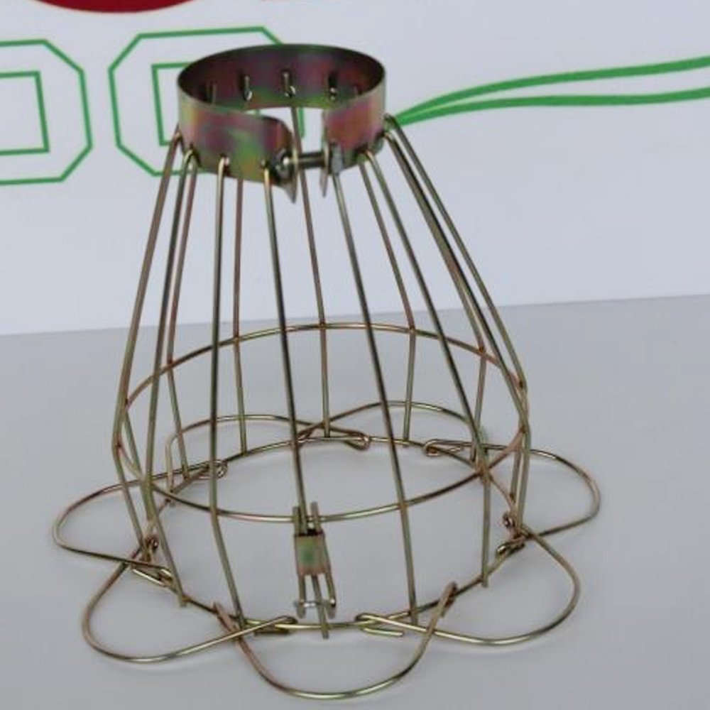 Diy Wire Cage Light Covers - WIRE Center •