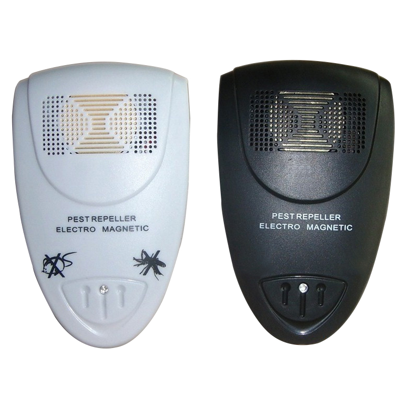 EU UK US Plug Electronic Ultrasonic Pest Repeller Mosquito Rejector Mouse Rat Mouse Repellent Anti Mosquito Repeller Killer Rode-in Repellents from Home & Garden