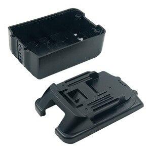 Image 3 - Сменный комплект корпуса аккумулятора с печатной платой и светодиодным индикатором для Makita, батарея 18 в, BL1830, BL1840, BL1850, без элементов питания