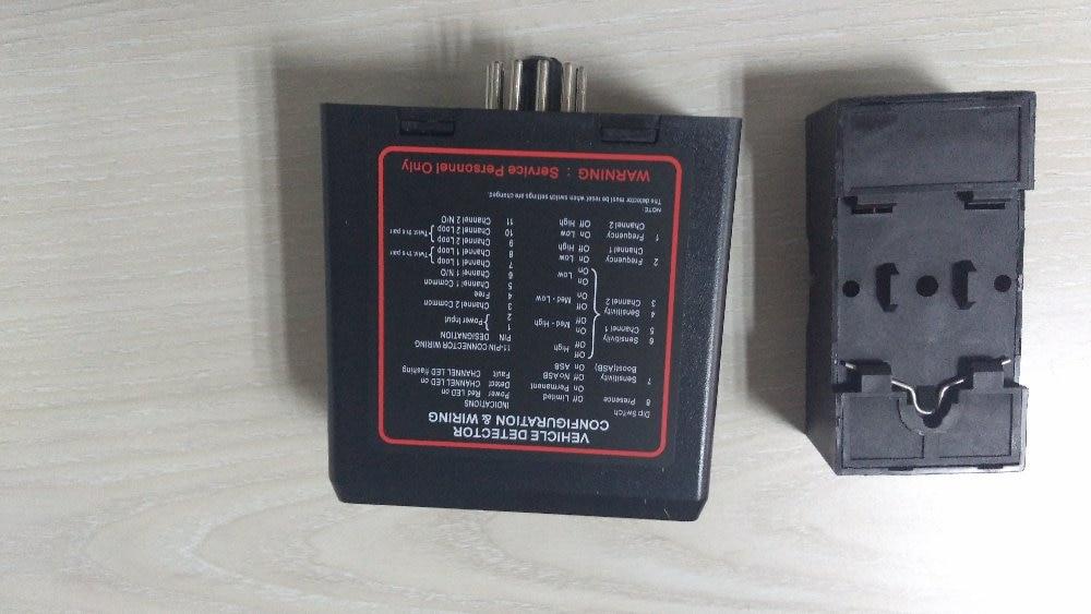 ETC Loop Detector dual channal vehicle detector PD232 ETC Loop Detector dual channal vehicle detector PD232