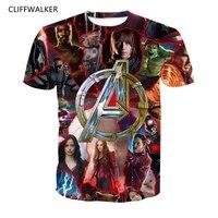 Новый Дизайн Мстители 3D печати футболки Капитан Америка Marvel Футболка супер герой пользовательские подарки футболки Топы Прямая доставка