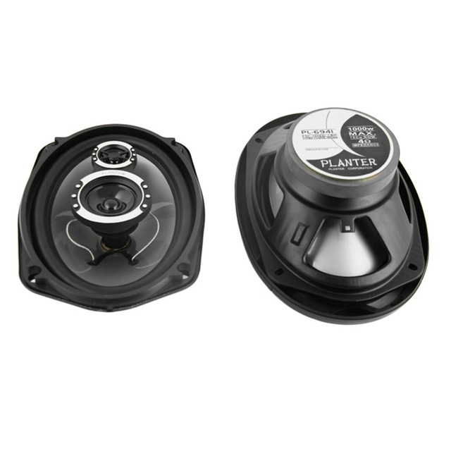 6 Inch Car Door Subwoofer Horn Coaxial Speaker Perfect Sound ...
