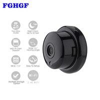 FGHGF 720P Wireless Mini Camera 2 4G Wifi Camera Support Mobile View Motion Detector And Alarm