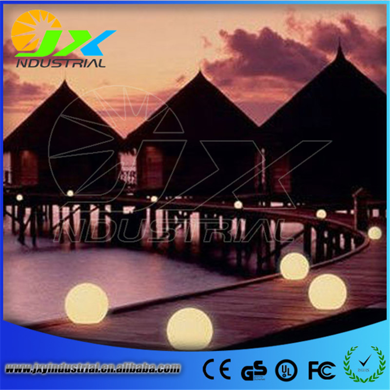Diameter30cm*2pcs factory sell Romantic atmosphere RGB Wedding rent colorful decoration light for wedding free shipping