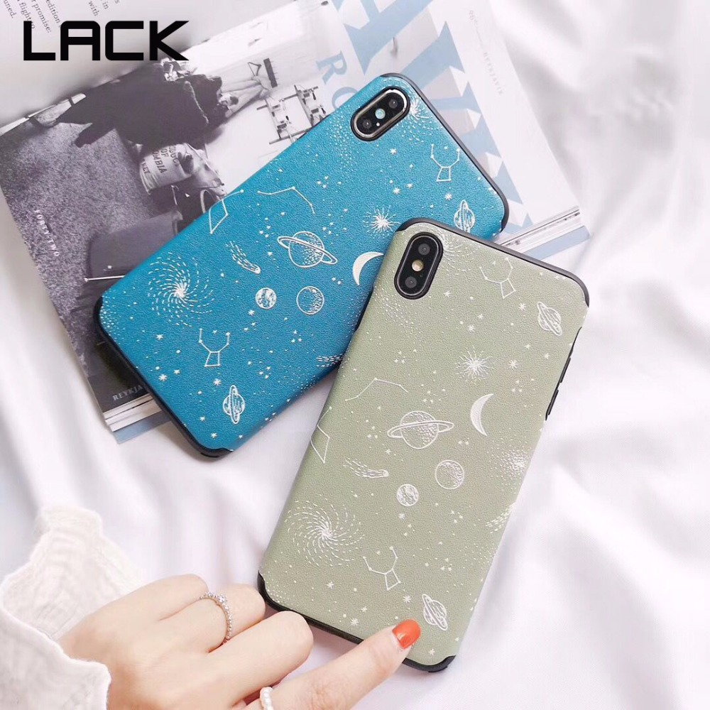 Serie Lack.Lack 3d Relief Universe Series Space Anti Knock Phone Case For