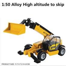 1:50 сплав инженерные машины, высокая имитационная модель автомобиля, детские развивающие игрушки